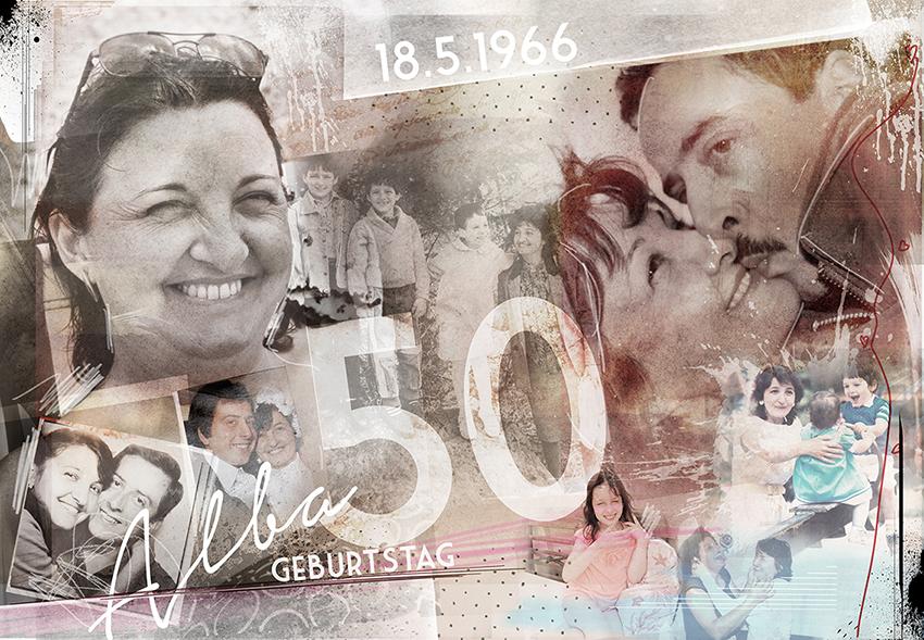 50 Jahre Geburtstag