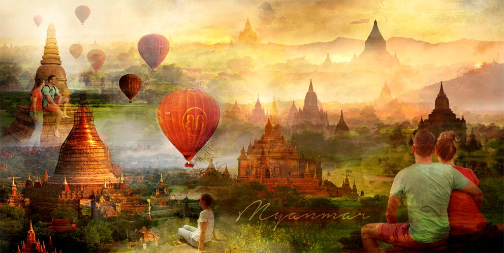 Reise Asien