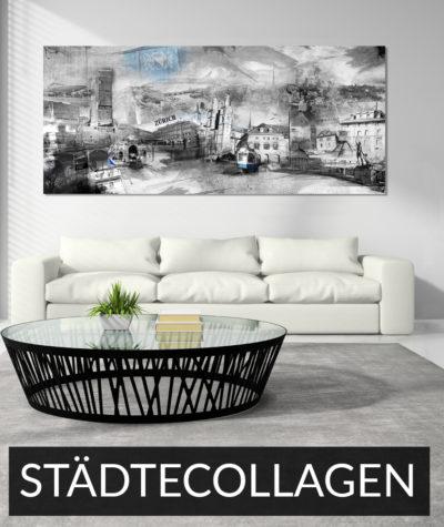 Städte Collagen